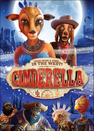 Cinderella meets Once Upon a Time in the West