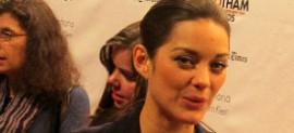 Gotham Awards 2012, Marion Cotillard