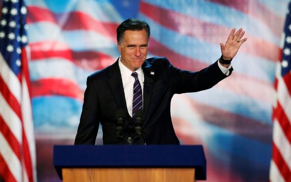 Mitt Romney Concession Speech 2012
