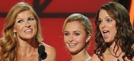 Nashville girls at the CMAs