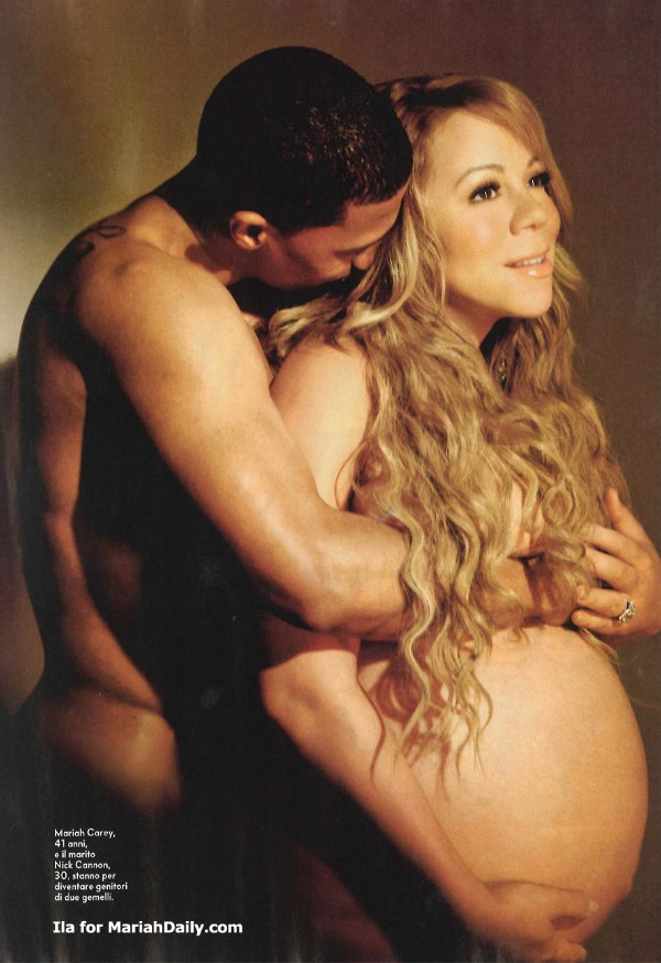 Nick Cannon and Mariah Carey Pregnant