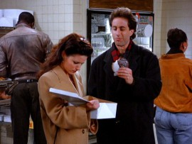 Seinfeld: Black and White Cookie