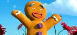 Shrek: Gingerbread Man
