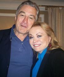 Robert De Niro and Jacki Weaver | Silver Linings Playbook Press Conference