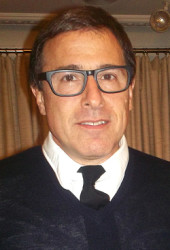 David O. Russell, director of Silver Linings Playbook   Brad Balfour