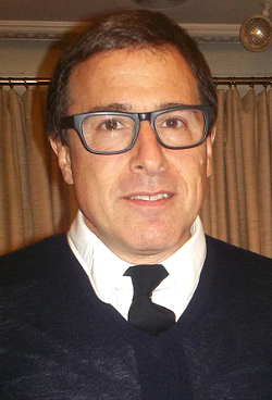 David O. Russell, director of Silver Linings Playbook | Brad Balfour