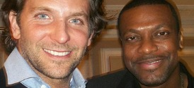 Bradley Cooper and Chris Tucker of Silver Linings Playbook | Brad Balfour