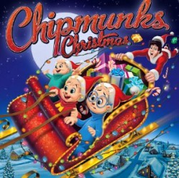 chipmunks christmas