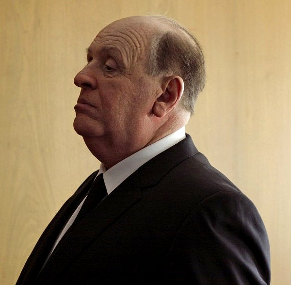 Anthony Hopkins as Hitchcock