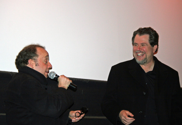 Paul Giamatti and Don Coscarelli