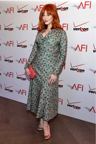 AFI Luncheon, Jan. 12, 2013