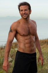 Bradley Cooper Shirtless