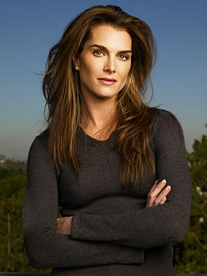 Brooke Shields Signs for Army Wives