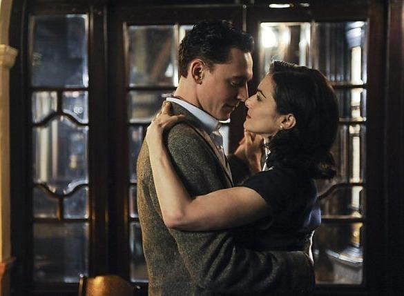 The Deep Blue Sea: Rachel Weisz and Tom Hiddleston
