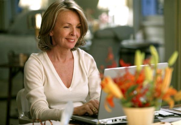 Diane Keaton in Something's Gotta Give
