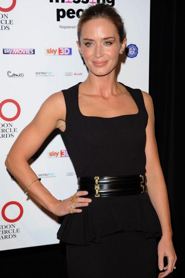 London Critics' Circle Awards: Emily Blunt