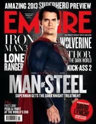 Man of Steel Empire Mag