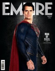 Man of Steel Empire Mag