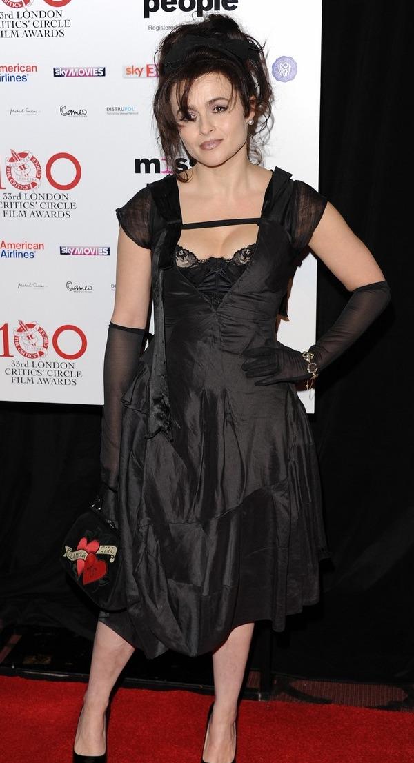 London Critics' Circle Awards: Helena Bonham Carter