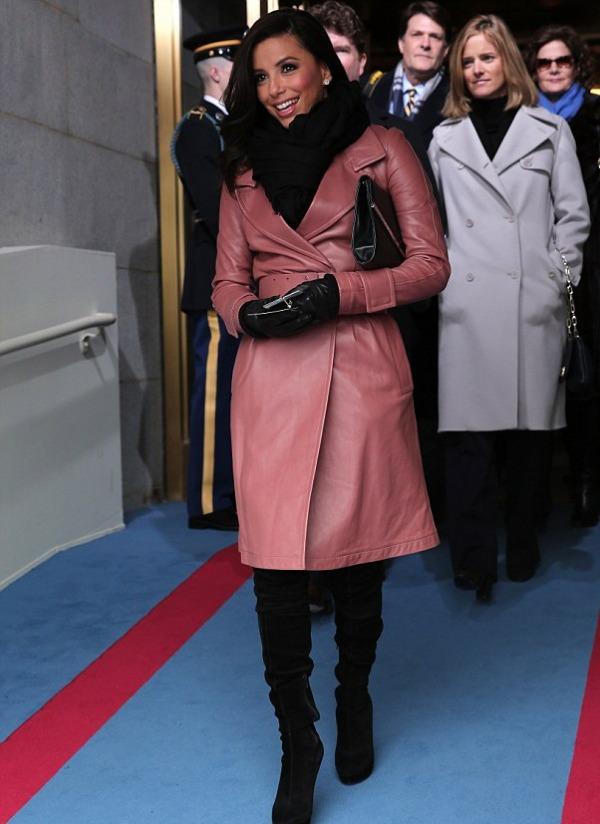 Presidential Inauguration 2013: Eva Longoria