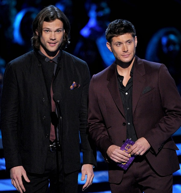 Jared Padalecki and Jensen Ackles, People's Choice Awards