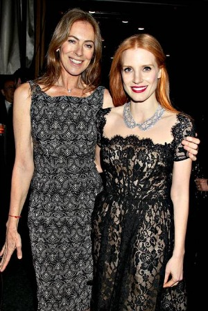 New York Film Critics Circle Awards: Kathryn Bigelow and Jessica Chastain