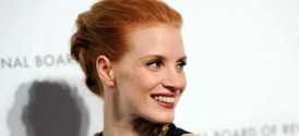 Jessica Chastain, National Board of Review Gala