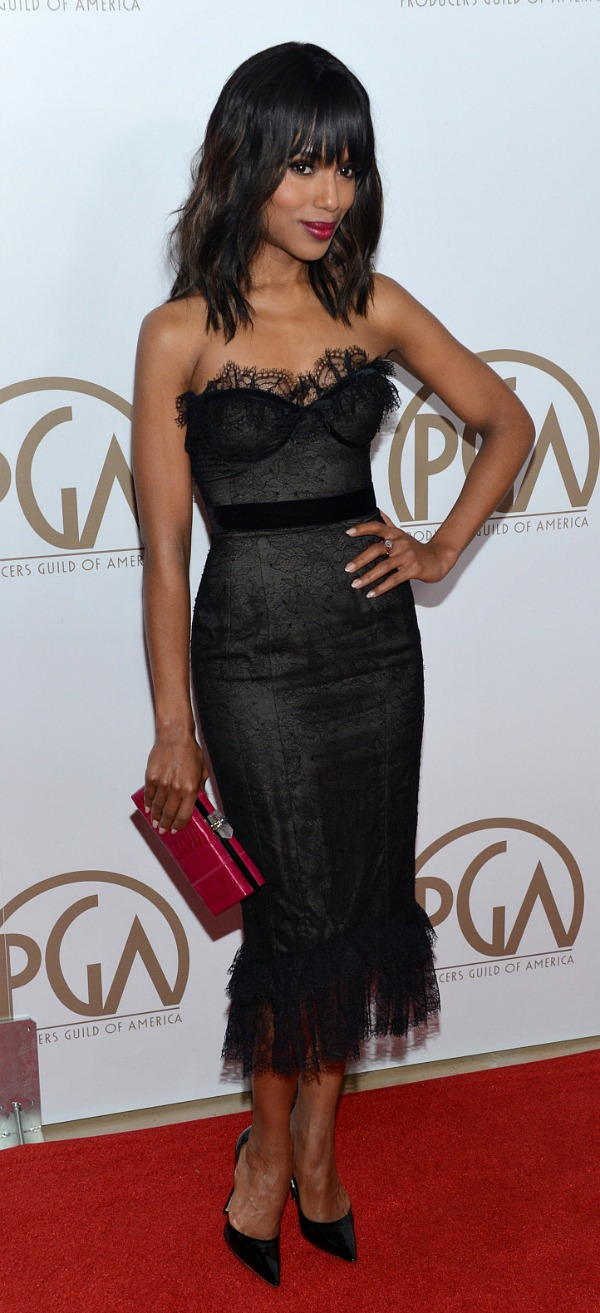 Kerry Washington: Producers Guild Awards 2013