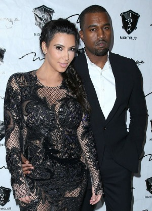 Kim Kardashian and Kanye West Baby News