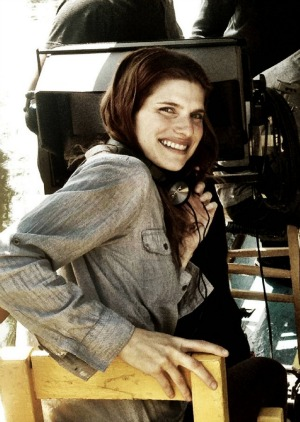 Lake Bell, director of In a World