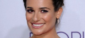 Lea Michele, People's Choice Awards 2013