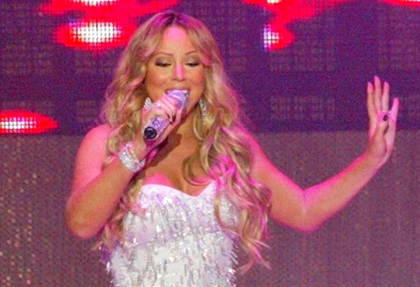 Mariah Carey in Australia