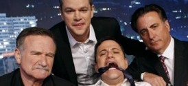 Matt Damon takes over Jimmy Kimmel