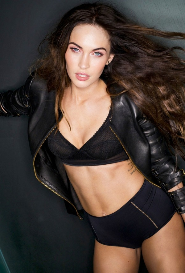 Megan Fox Covers Esquire Magazine Feb 2013