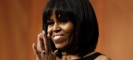 Michelle Obama in Michael Kors, Inauguration 2013