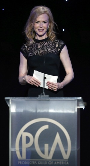 Nicole Kidman: Producers Guild Awards 2013