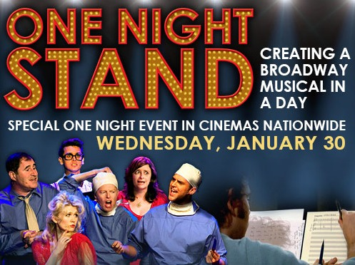 One Night Stand: Creating a Broadway Musical in a Day