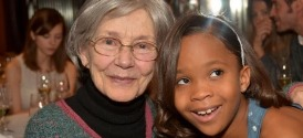 "Emmanuelle Riva (""Amour"") and Quvenzhane Wallis (""Beasts of the Southern Wild"")"