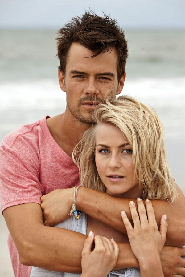Safe Haven starring Josh Duhamel, Julianne Hough
