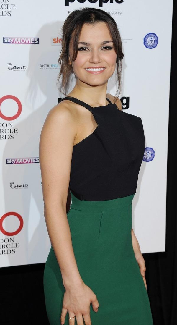 London Critics' Circle Awards: Samantha Barks