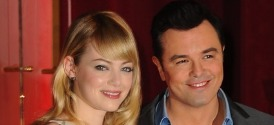 Seth MacFarlane and Emma Stone, Oscar Nominations