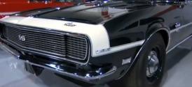 SPEED Barrett-Jackson Auction - Cinema Cars