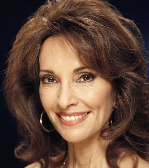 Susan Lucci a.k.a. Erica Kane on All My Children