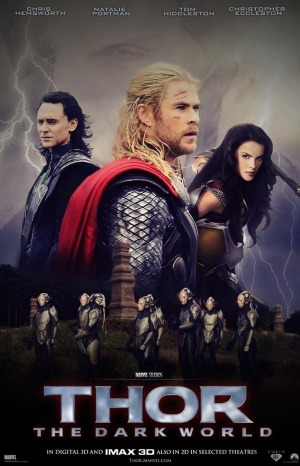 Thor: The Dark World (Fan Poster)