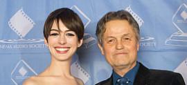 CAS Awards 2013: Anne Hathaway & Jonathan Demme