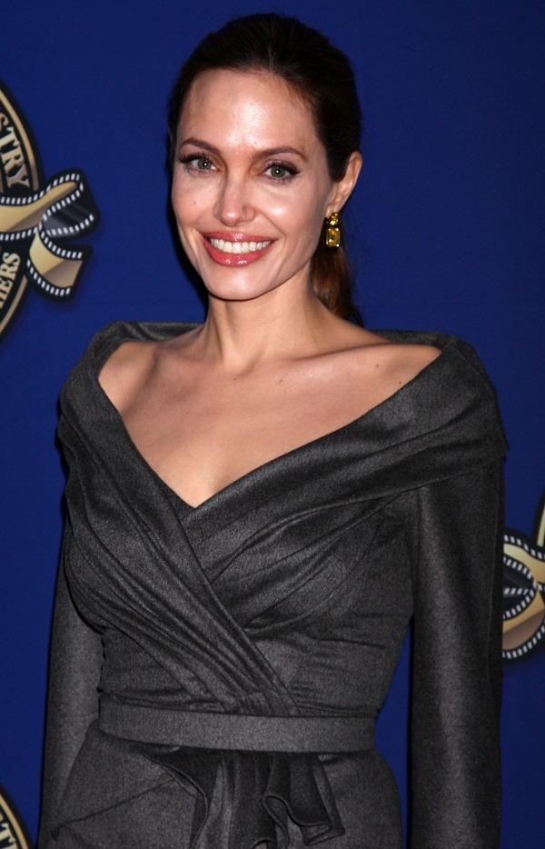 American Society of Cinematographers: Angeline Jolie