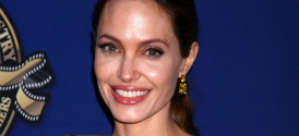 American Society of Cinematographers: Angeline Jolie