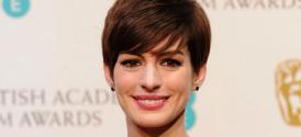 BAFTA Awards 2013: Anne Hathaway
