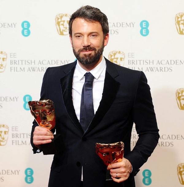 BAFTA 2013: Ben Affleck and Jennifer Garner