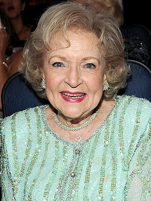Betty White: Still Sexy at 91